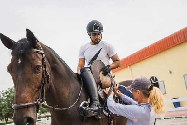 British Horse Association Training