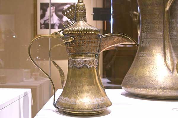 coffee in arabian gulf exhibition