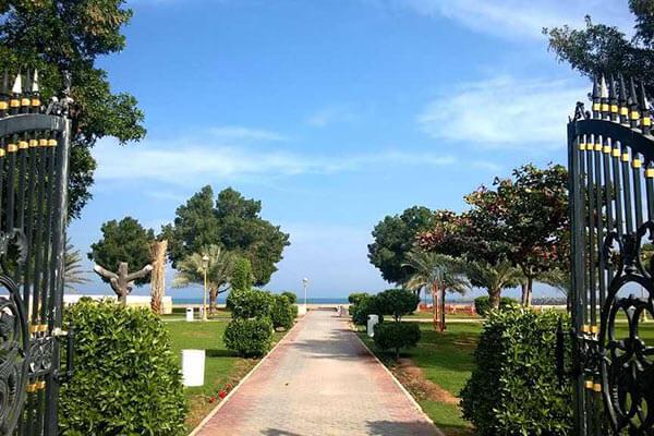 Kalba_Corniche_Park