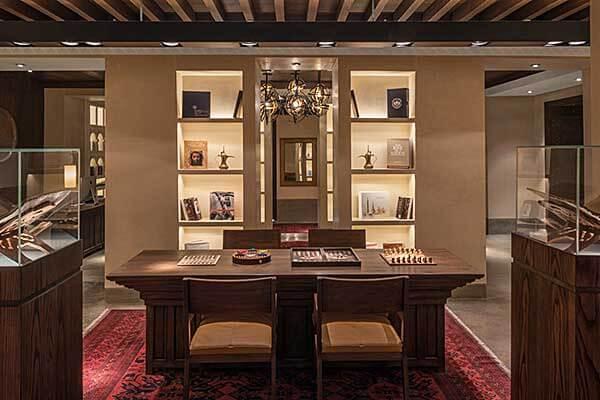 Al_Bait_Hotel_Library_Sharjah